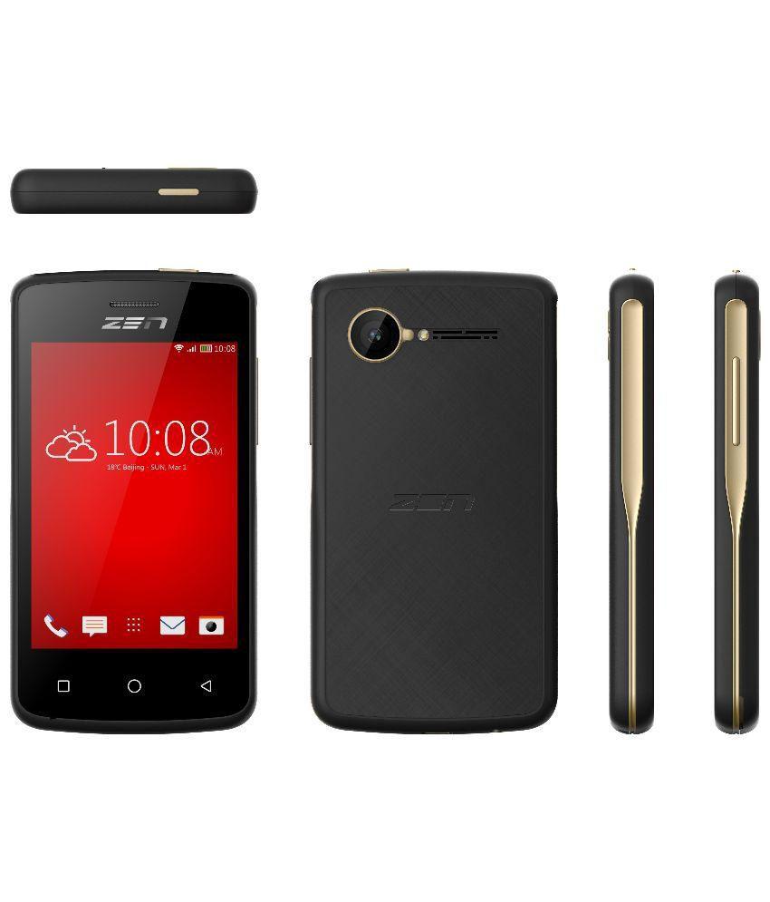 817087a5b ZEN P61 Below 256 MB Black Mobile Phones Online at Low Prices ...