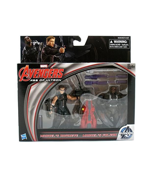 Hasbro Avengers Age Of Ultron Movie, Exclusive Hawkeye And