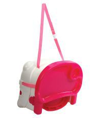 Mee Mee Booster Seat-Pink