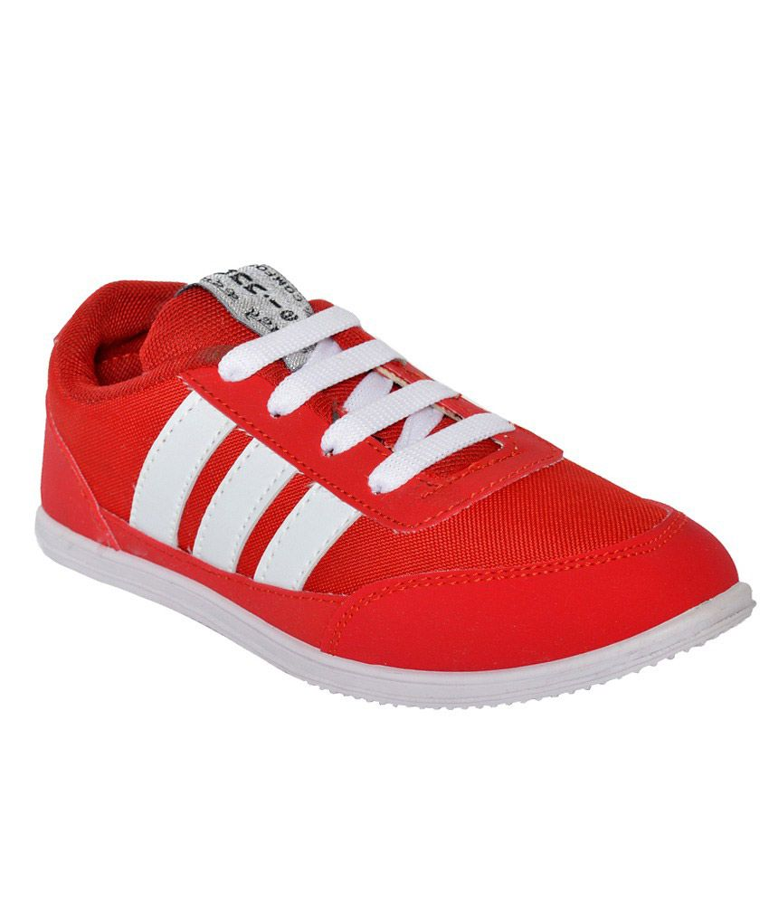bunnies footwear red casual shoes price in india buy