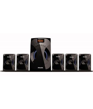 Philips SPA 4040 Blast BT 5.1 Speaker System