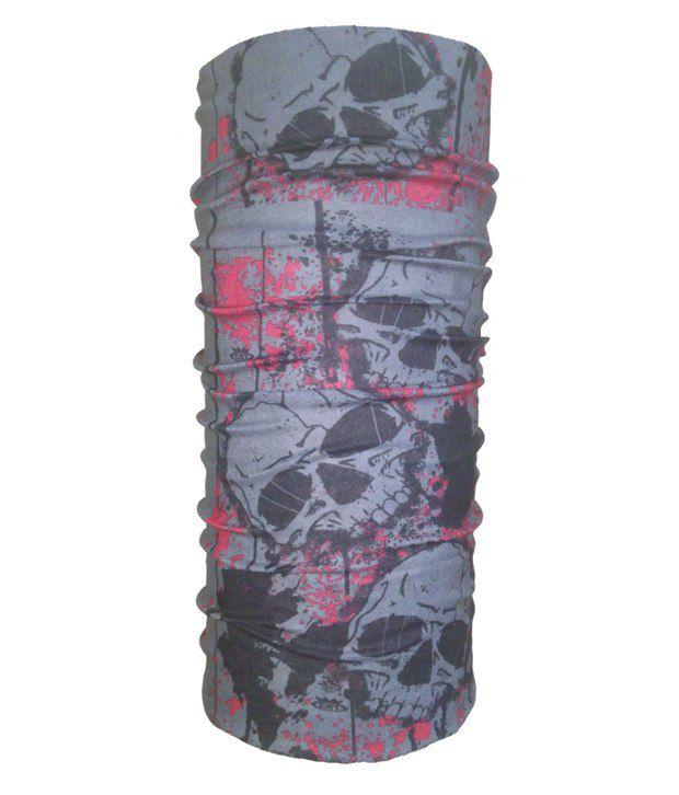 Stycoon Multicolour Polyester Headwrap