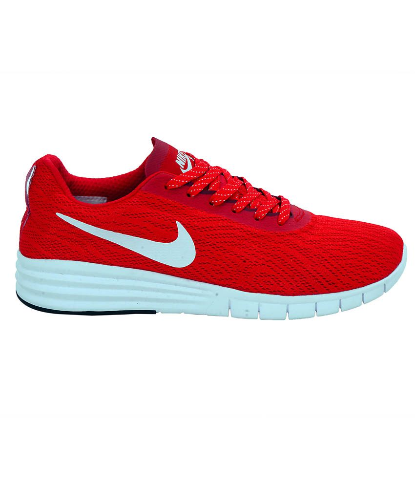 2744761b00 Nike Red Training Shoes - Buy Nike Red Training Shoes Online at Best ...
