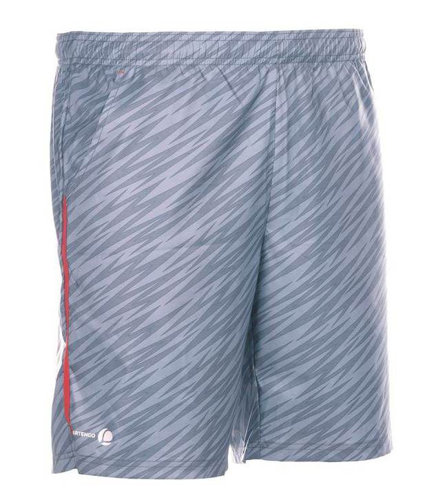 ARTENGO Soft Graph Badminton / Tennis Men's Shorts