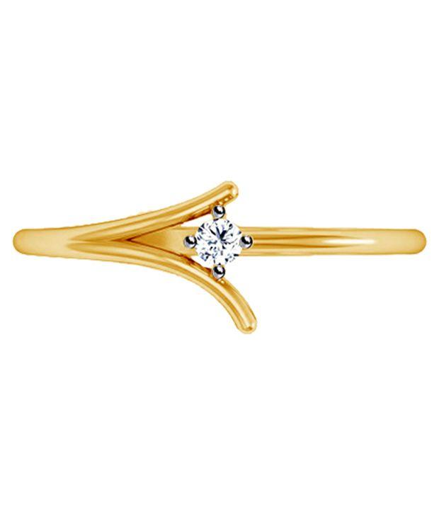 Jacknjewel 14kt Gold Ring