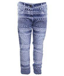 UFO Blue Skinny Fit Jeans