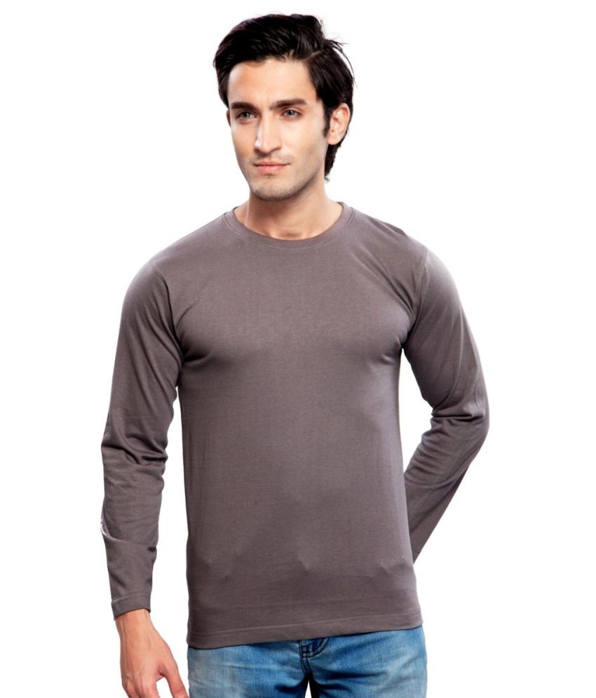 Clifton Fitness Men's Mustee Full Sleeve -Walnut