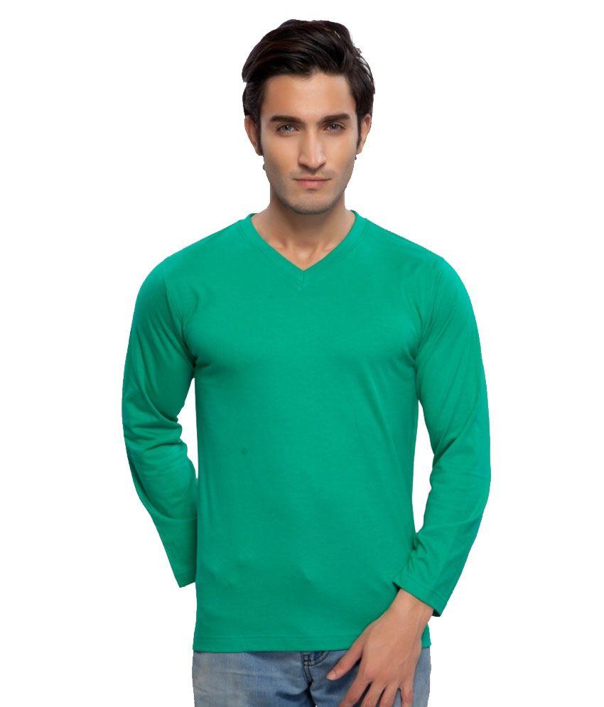 Clifton Fitness Men's Mustee Full Sleeve -Stump Green