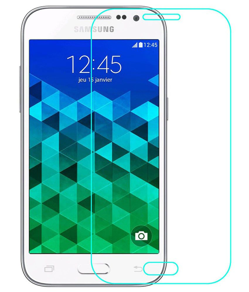 Fine Arts Tempered Glass Screen Guard for Samsung Galaxy Ace 4