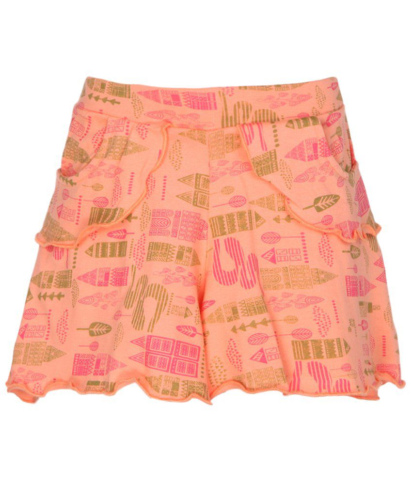 Stop by Shoppers Stop Pink Cotton Skirts