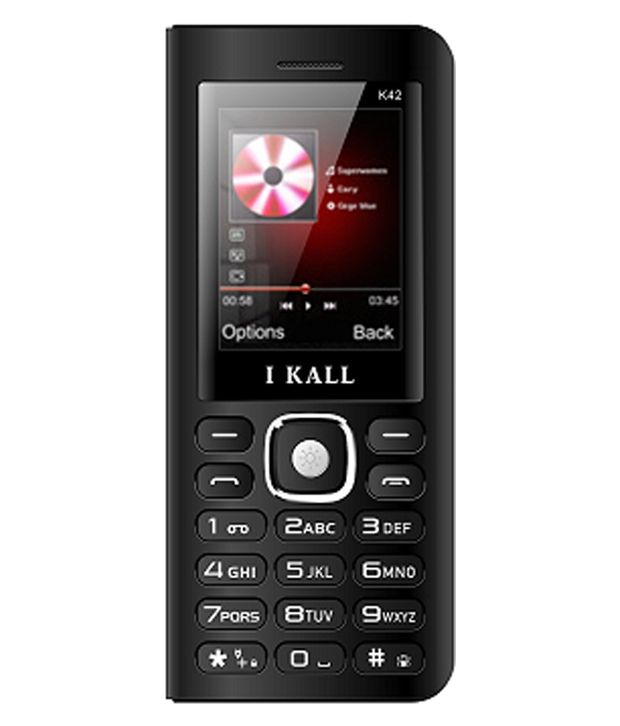 I Kall K 42 256 MB Black