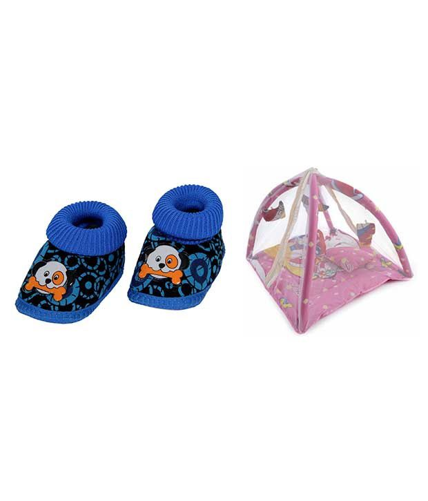 RSO Pink Play Gym With Net And Shoe