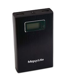 Maxxlite Cp-4 10000 Mah Power Bank - Black