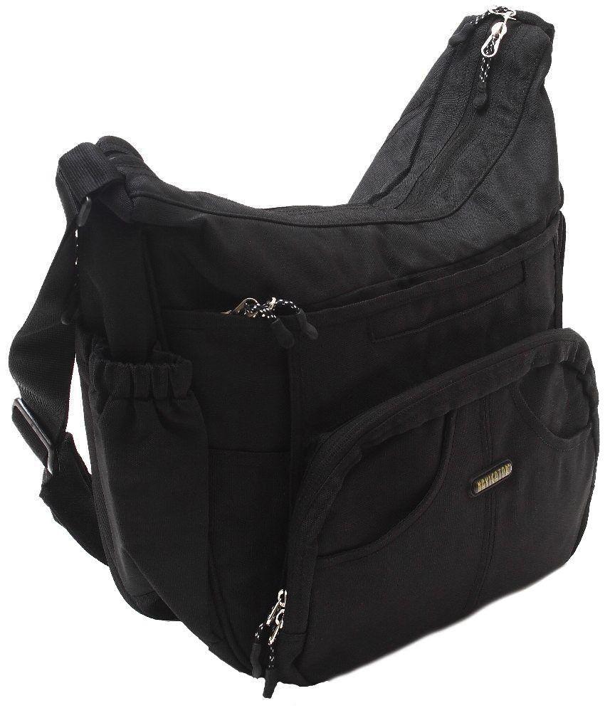 Black Diaper Dootie Bag Pictures
