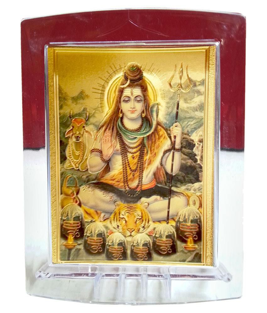 Gold Art 4 U Shiv Shankar Painting