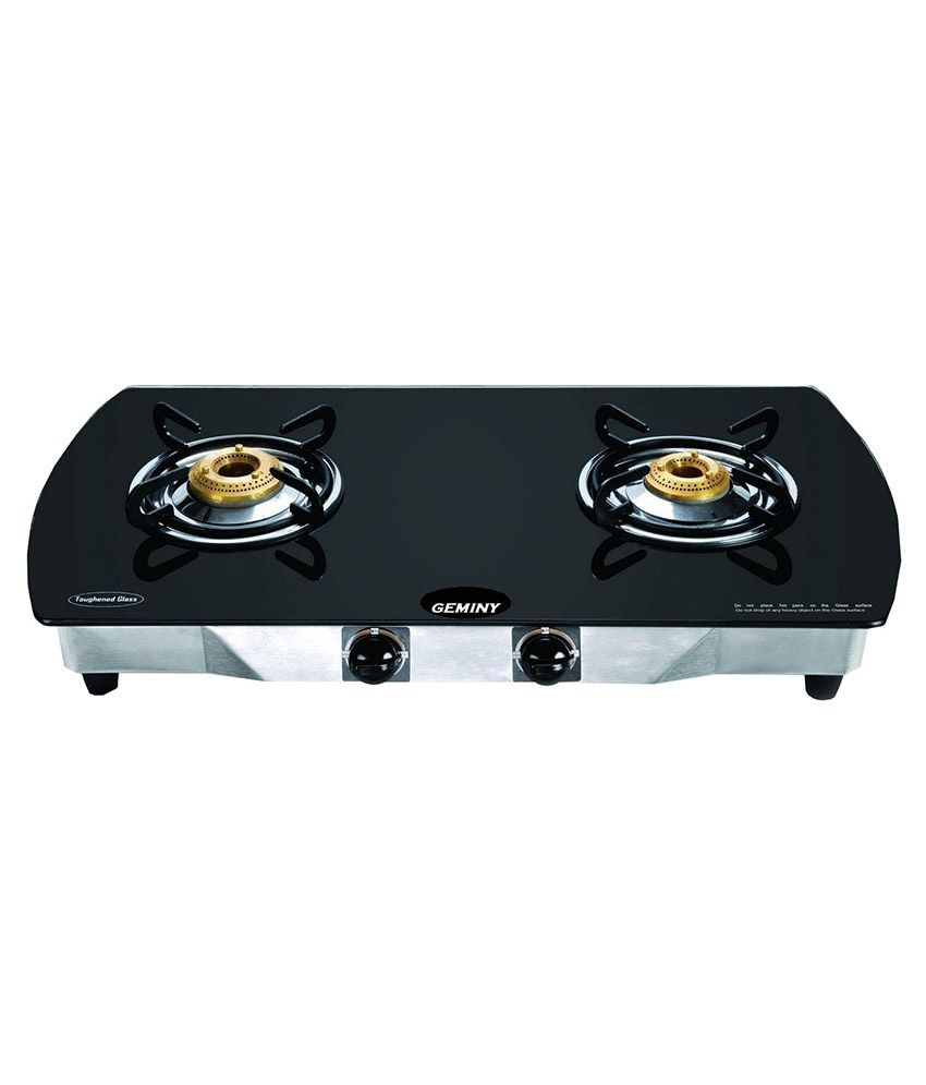 Geminy GM-24 2 Burner Gas Cooktop
