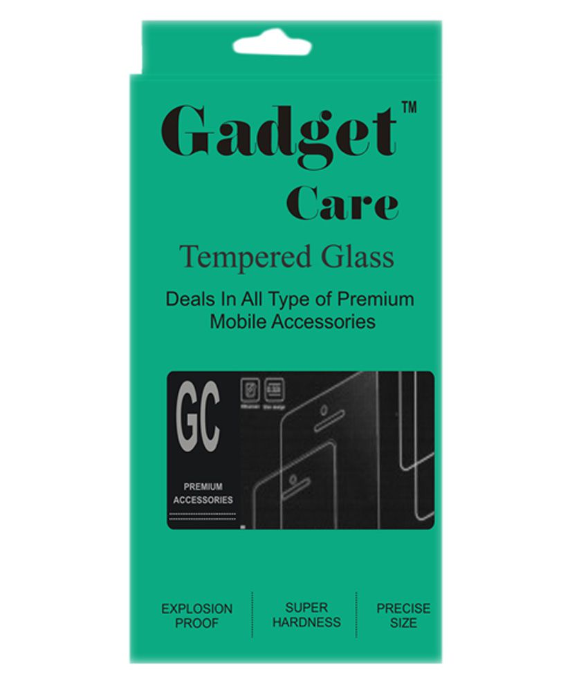 Nokia Lumia XL Tempered Glass Screen Guard by Gadget Care
