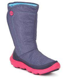 Crocs Blue Boots