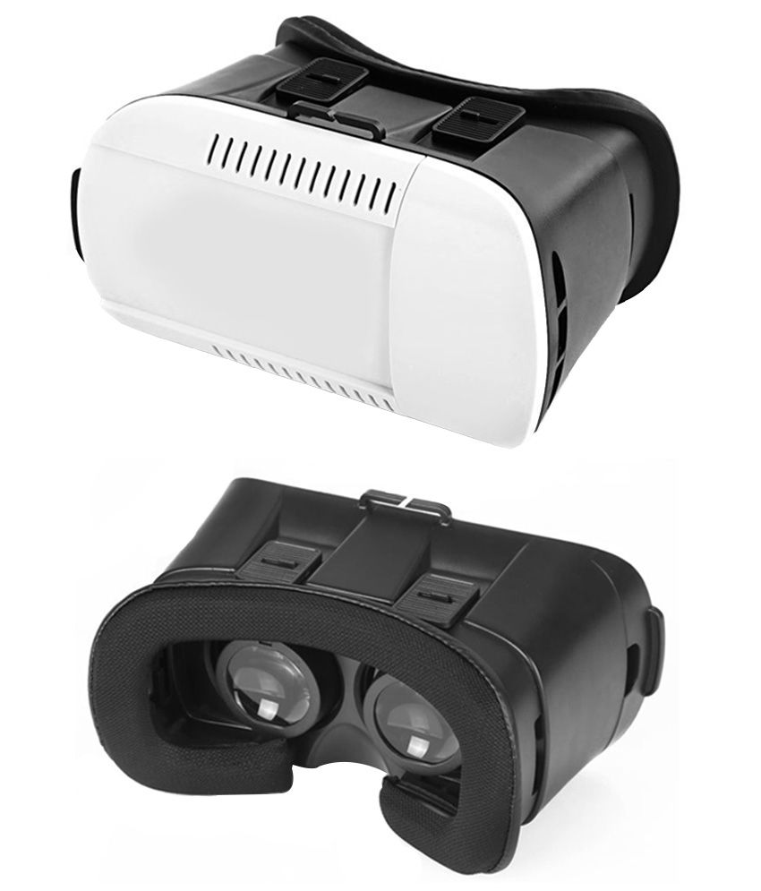 bce8ed7e788c Buy MDI VR-BOX 3D and Video Virtual Reality Headset for Smartphone with  Bluetooth Remote Controller 2 in 1 Kit Online at Best Price in India -  Snapdeal