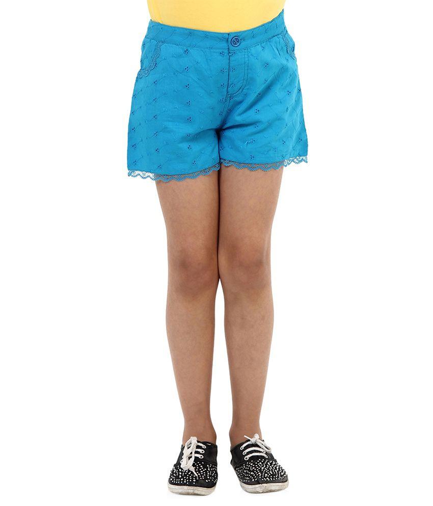 Oxolloxo Blue Shorts