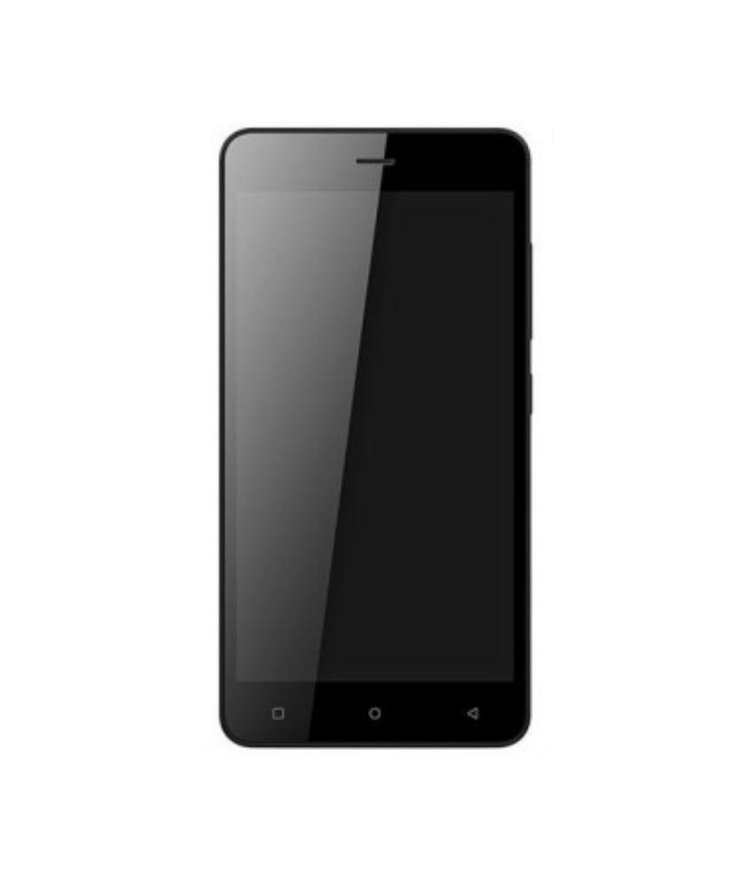 Gionee p5w ( 16GB , 1 GB ) Black