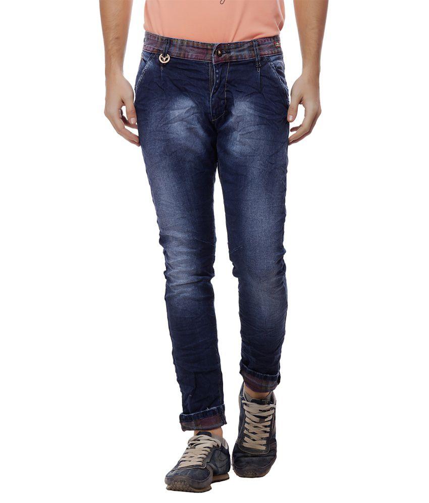 Jimmy And Jordan Blue Slim Fit Basics Jeans