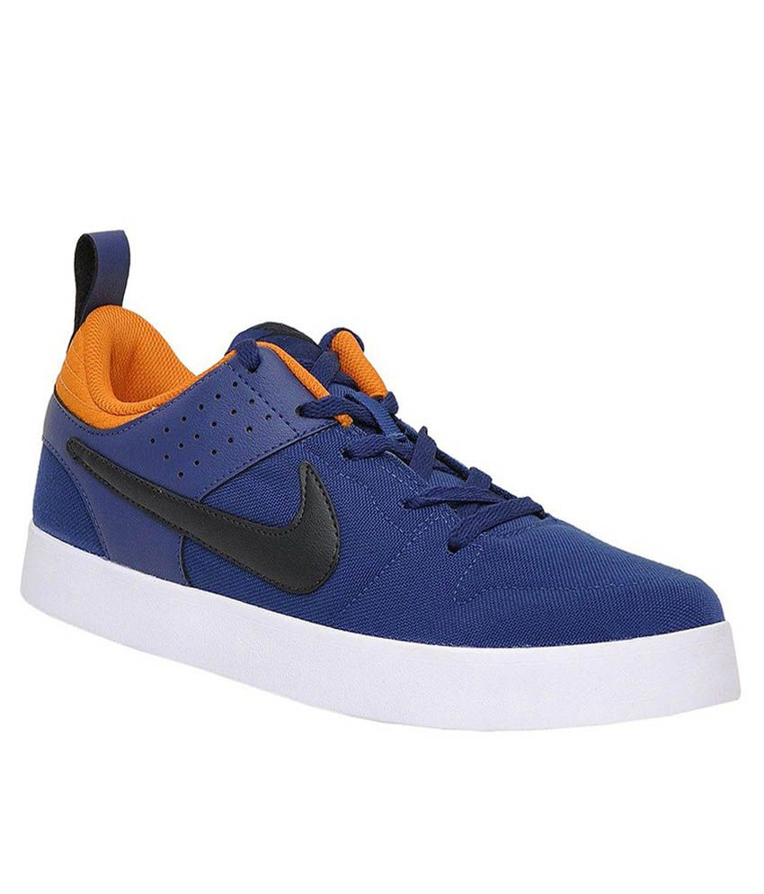 Nike Blue Sneaker Shoes ...