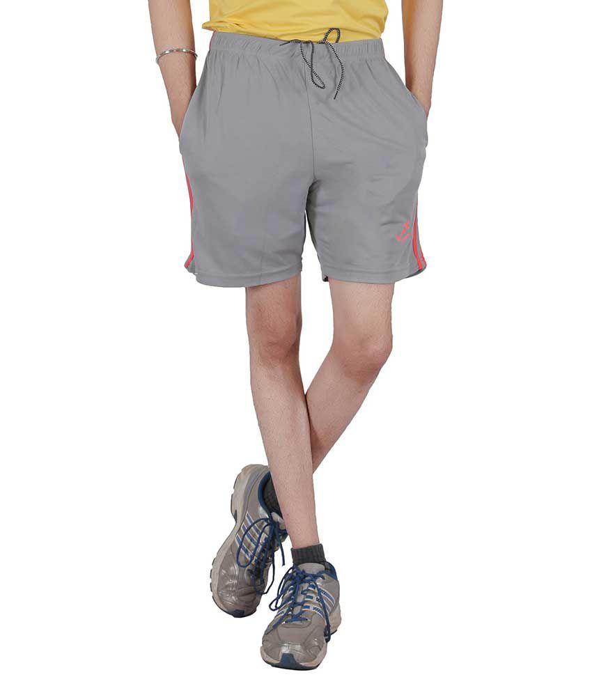 Awack Gray Shorts