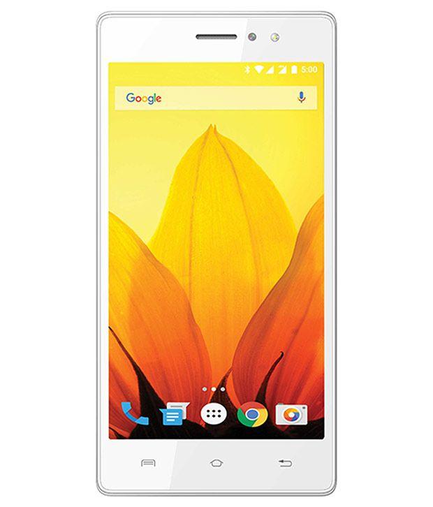 Lava A88 4GB White