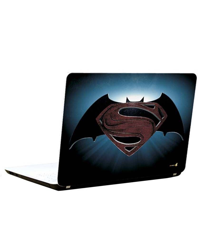 Pics And You Pics And You Superman Logo with Wings Laptop Skin