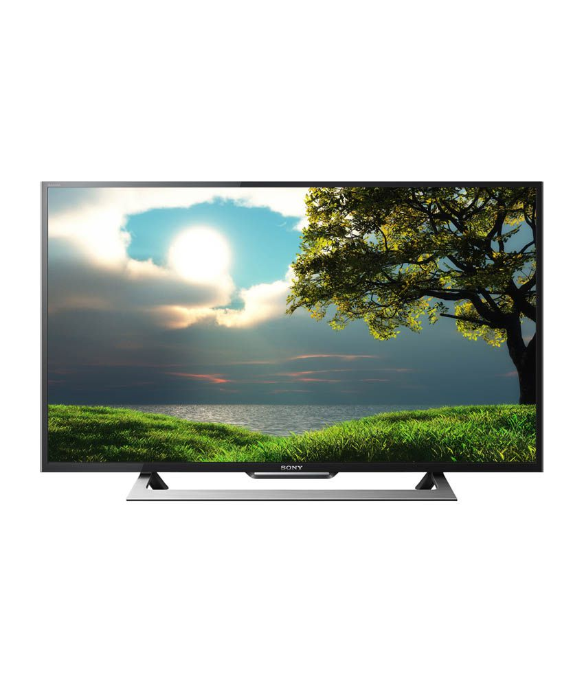 Sony BRAVIA KLV-48W562D 120.9 cm (48) Full HD LED Television With 1 + 1 Year Extended Warranty