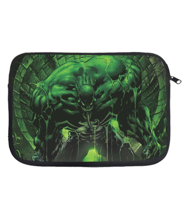 Design Worlds Polyester 13 Inch Laptop Sleeve - Multicolor