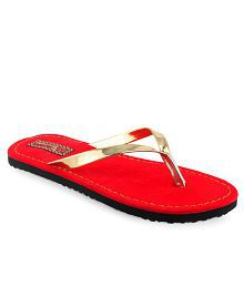 Shoe Lab Red Flats fake cheap online very cheap sale online buy cheap shop cheap sale collections H1H2vM