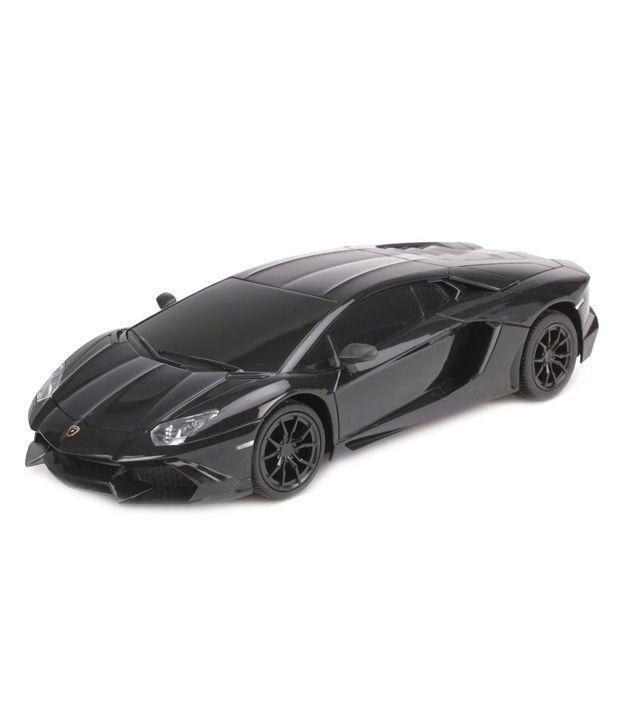 flipzon rc lamborghini aventador lp720 4 1 24 rechargeable toy car rh snapdeal com