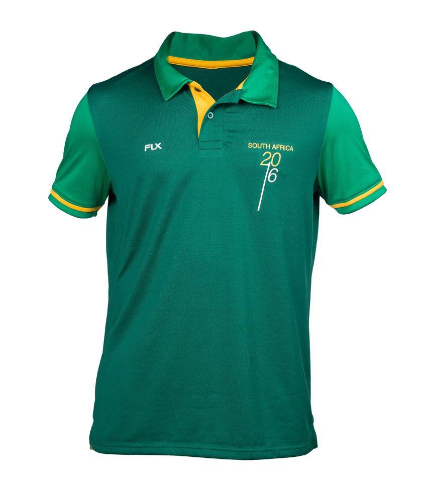 FLX Cricket World T20 New Zealand T-shirt