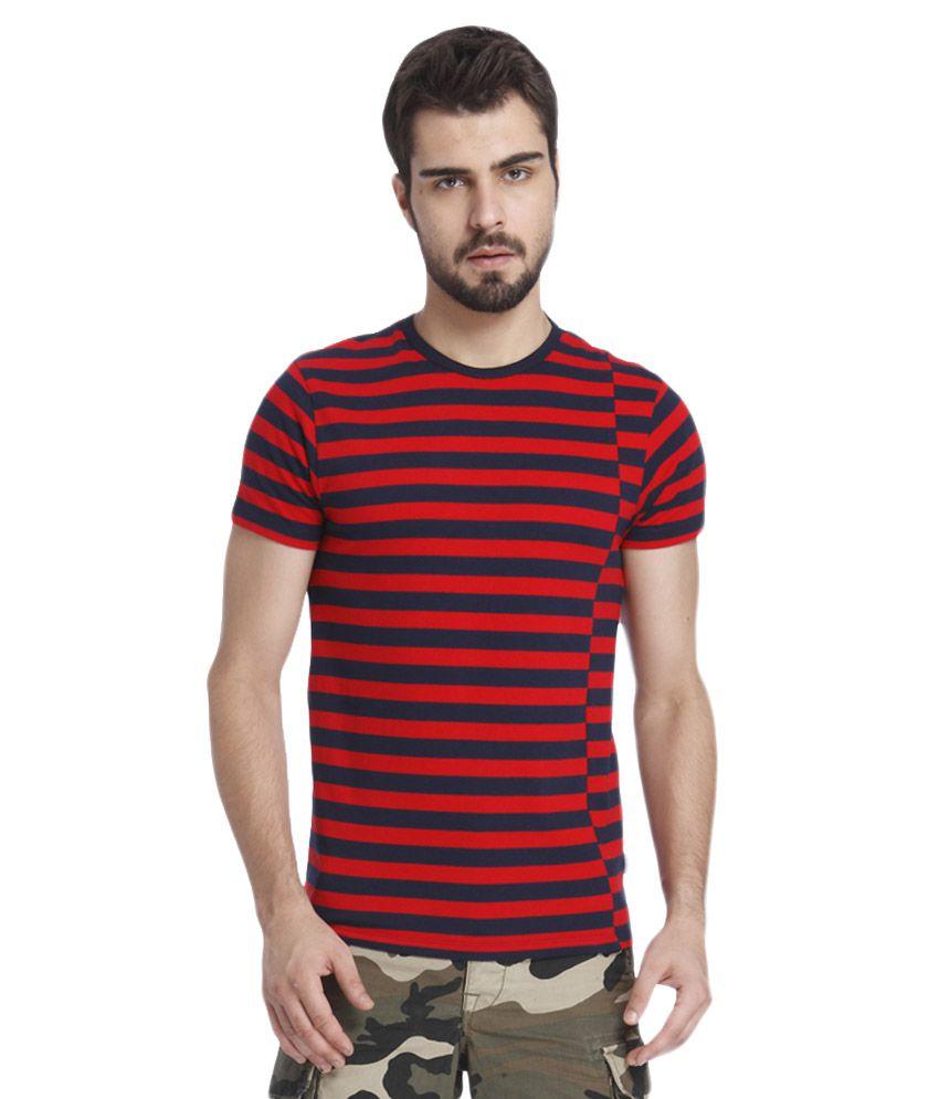 Jack & Jones Red T-Shirt