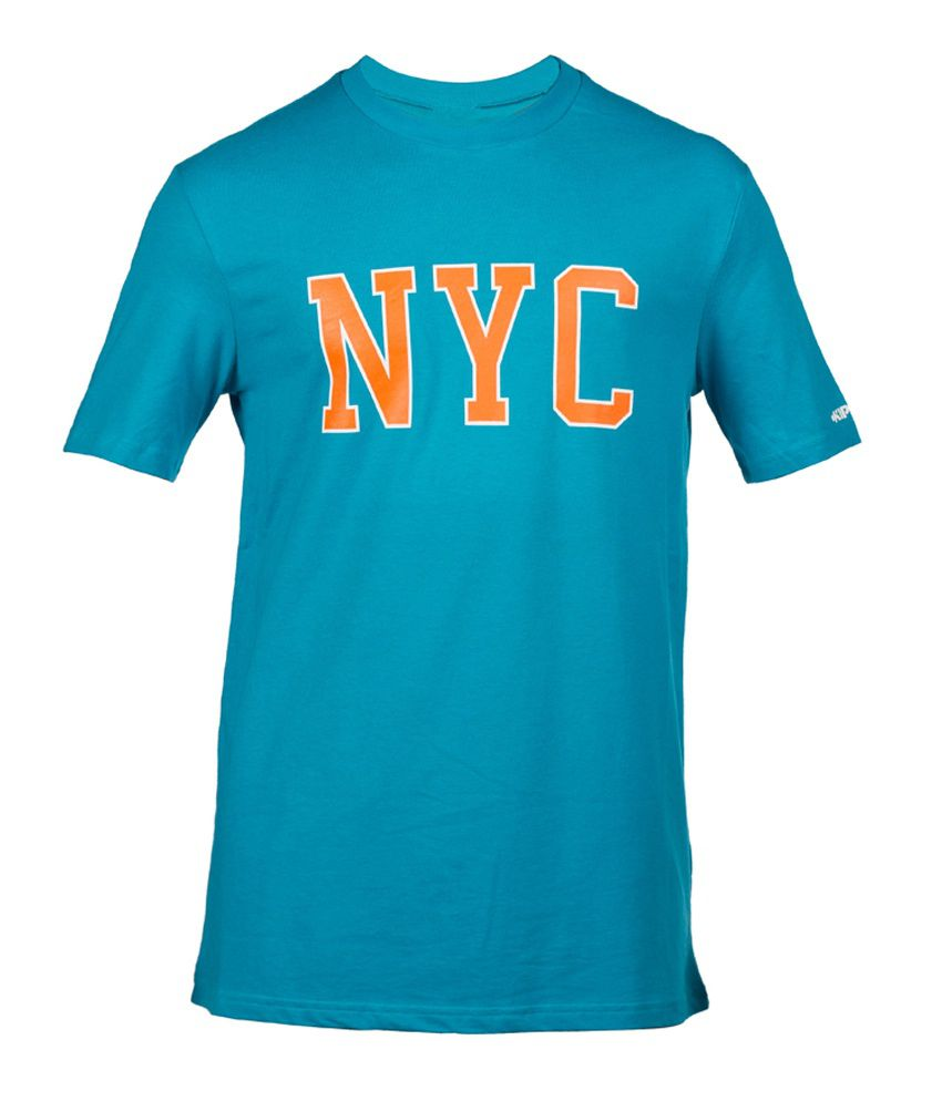 KIPSTA Basketball T-Shirt New York By Decathlon