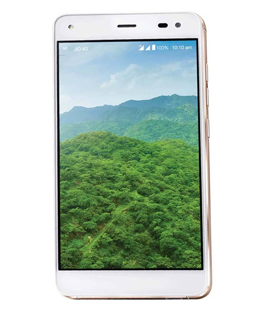 LYF LS 5501 32GB White