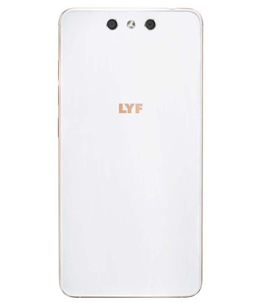 ... LYF LS-5501 32GB White