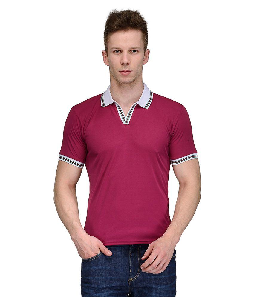 Rico Sordi Pink Polo T Shirts