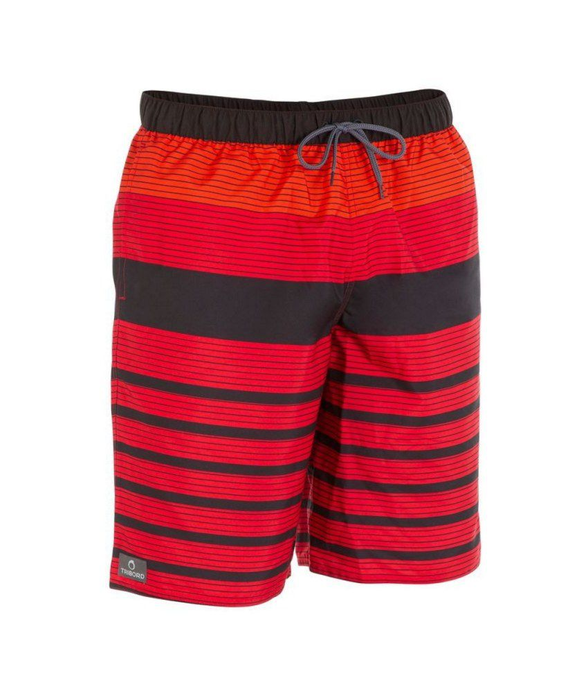 Tribord Hendaia Long Declin Men Boardshorts By Decathlon