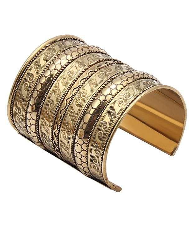 Jewel99 Silver Antique Bracelets