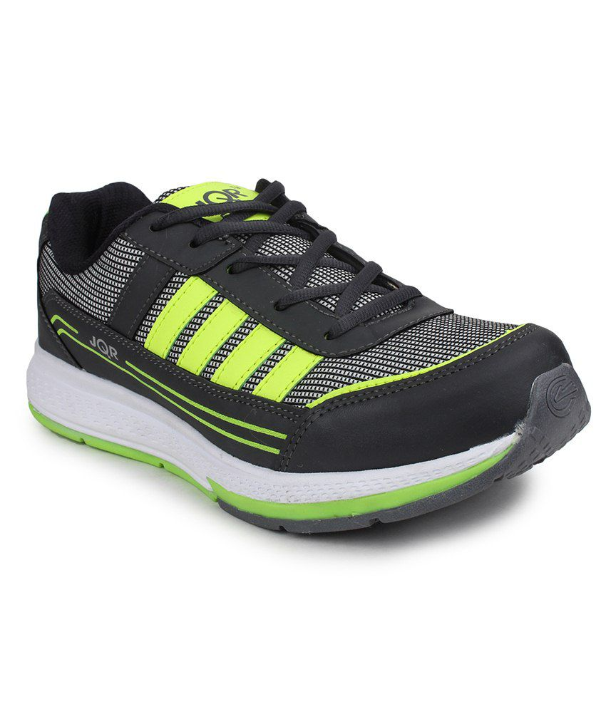 JQR Gray Running Shoes