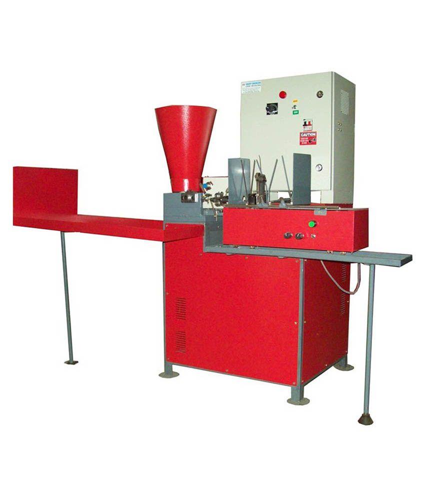 Tirupati Enterprises Red Metal Agarbatti Making Machine