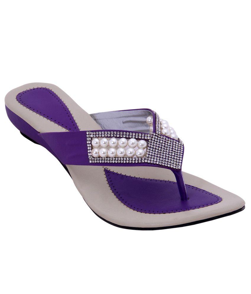 Foot Frick Purple Ethnic