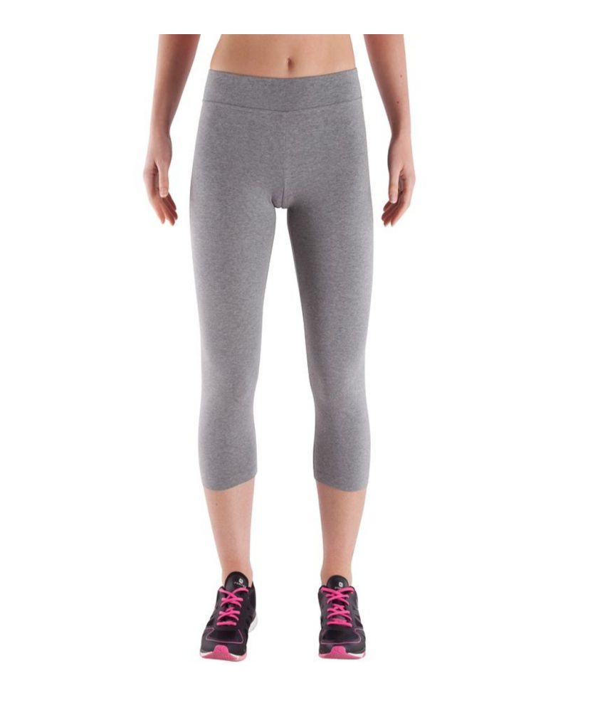a99ed4c90c3ca ... DOMYOS Bb Slim Corsaire New Women's Strength Training Cropped Leggings  By Decathlon ...