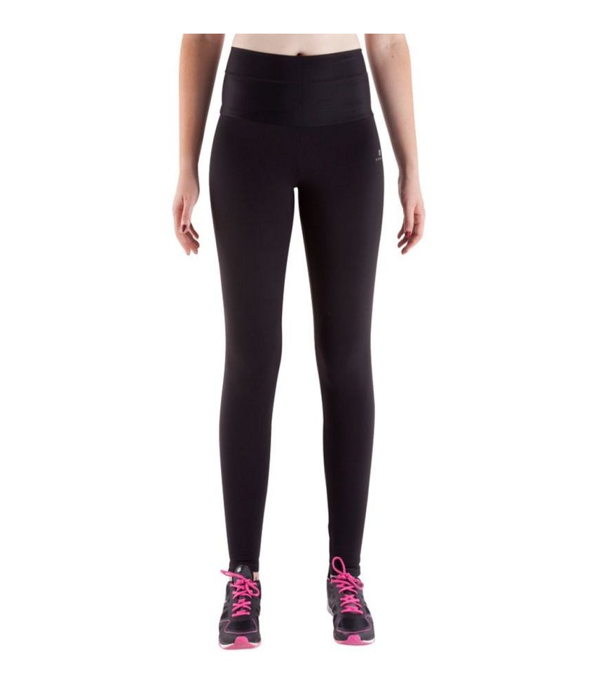 domyos bb slim shape women 39 s strength training cropped leggings by decathlon buy online at best. Black Bedroom Furniture Sets. Home Design Ideas