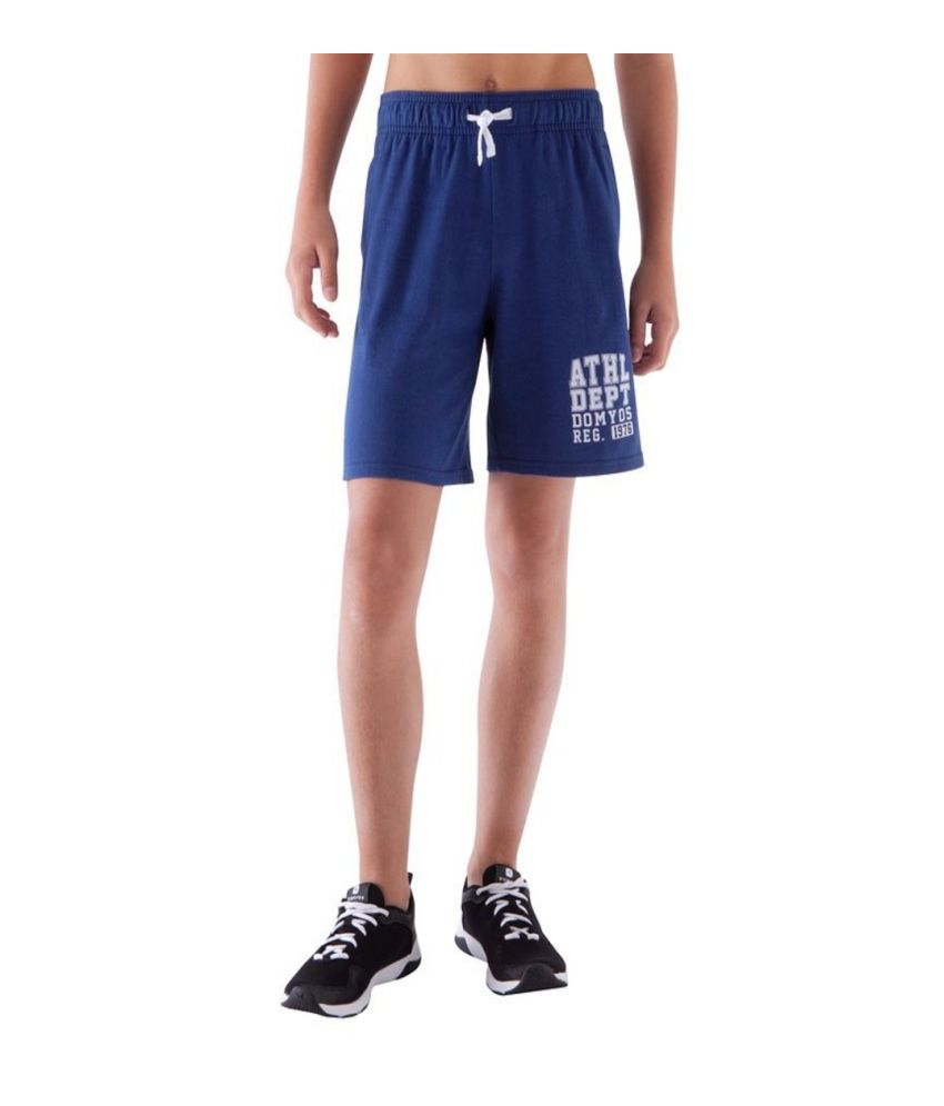 DOMYOS Jersey Boys Fitness Bermuda Shorts By Decathlon