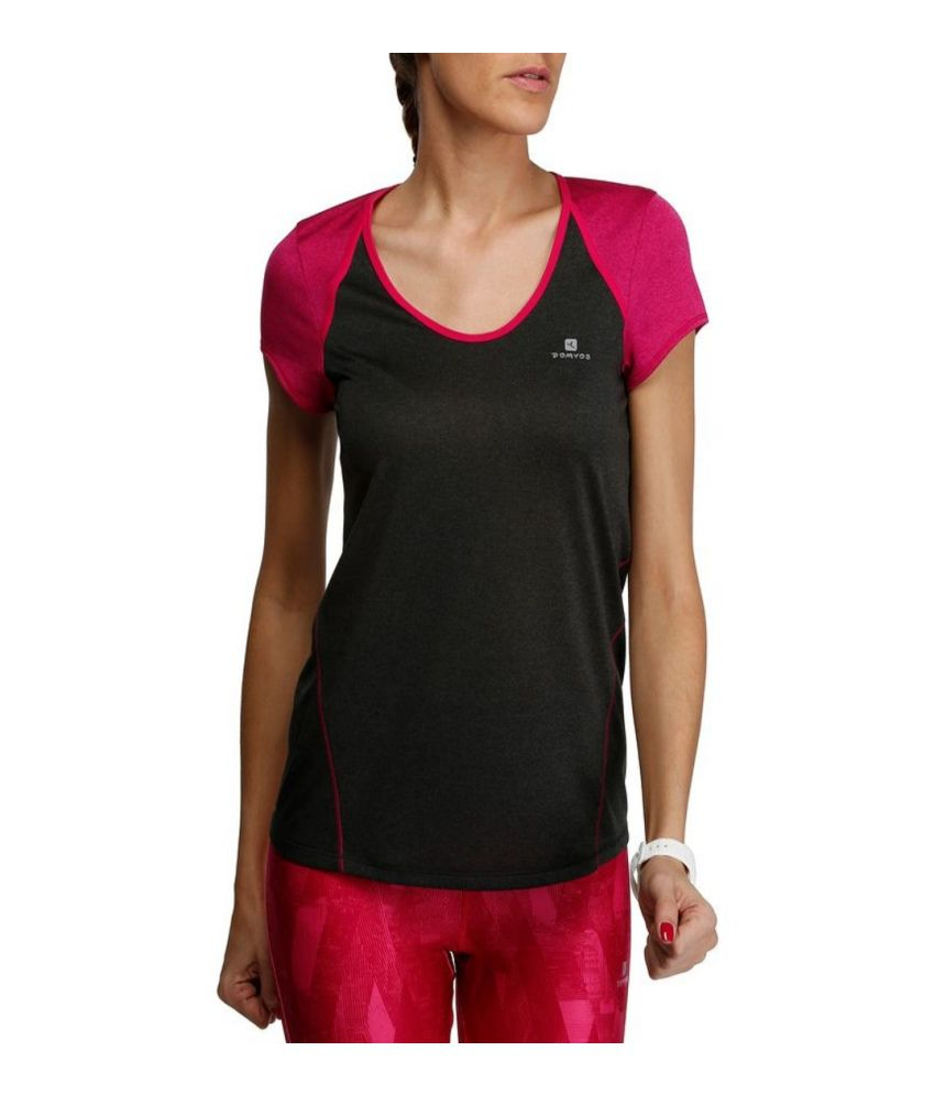 DOMYOS Light Breathe Women's Cardio T-Shirt By Decathlon