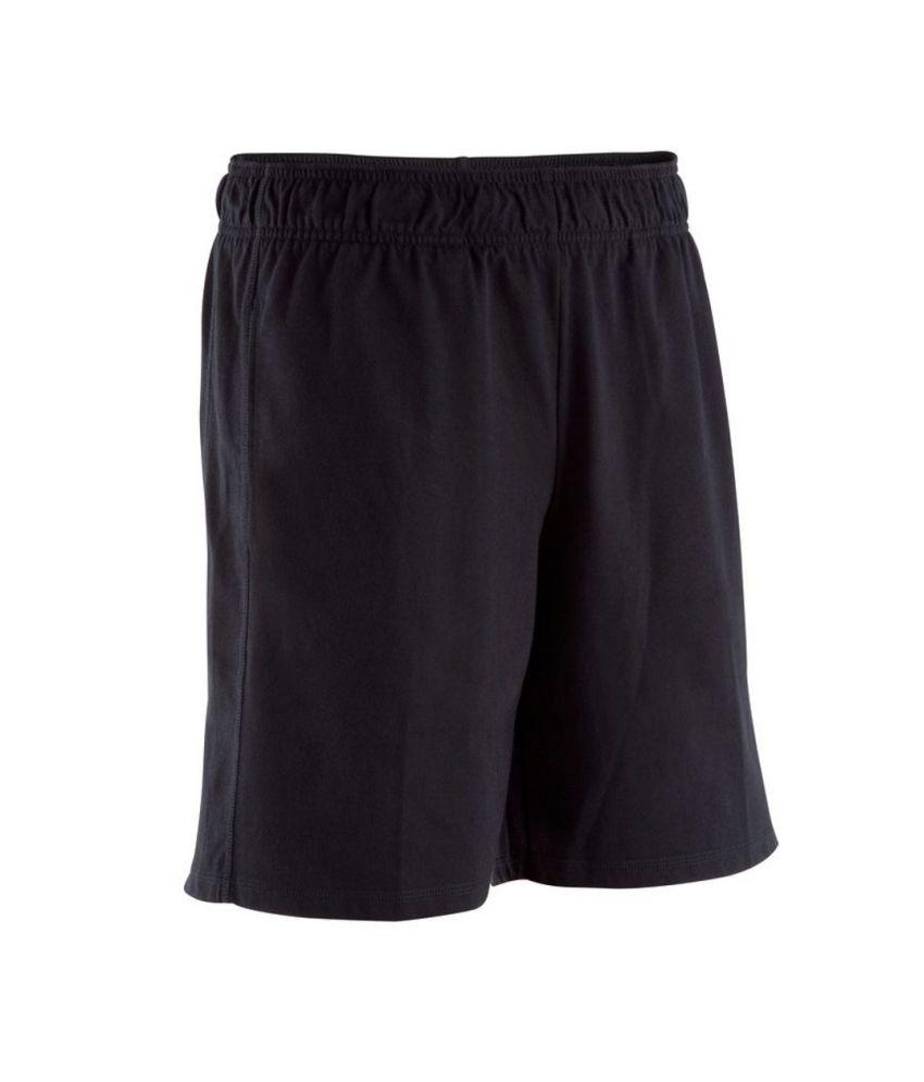 DOMYOS Regular Ft Men's Fitness Shorts By Decathlon